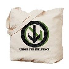 Cute Above the influence Tote Bag