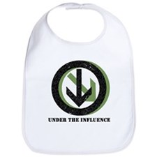 Cool Above the influence Bib