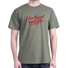 I Don't Want Your Pity Nashville T-Shirt