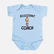 Assistant Wrestling Coach Body Suit