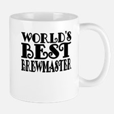 Worlds Best Brewmaster Mugs