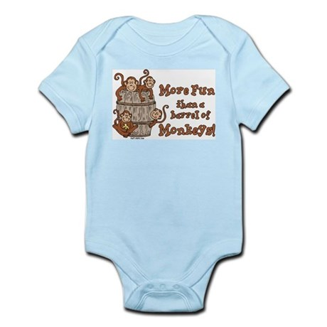 Barrel of Monkeys Infant Bodysuit