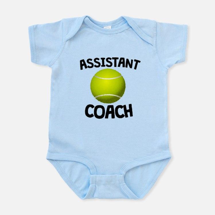 Assistant Tennis Coach Body Suit