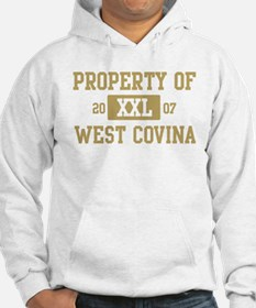 Property of West Covina Hoodie