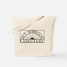 Deadwood Cemetery Tote Bag