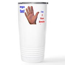 Unique Smoker Travel Mug