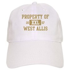 Property of West Allis Baseball Cap