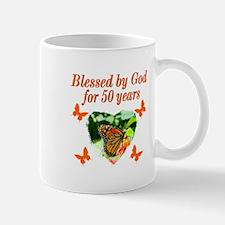 CHRISTIAN 50TH Mug