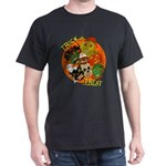 Trick or Treat Classic Halloween Characters T-Shir