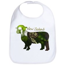 NZ sheep Bib