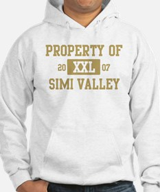 Property of Simi Valley Hoodie