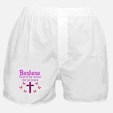 50 YR OLD PRAYER Boxer Shorts