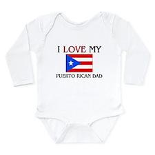 Unique Puerto rican culture Long Sleeve Infant Bodysuit