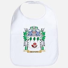 Bernot Coat of Arms - Family Crest Bib