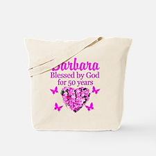 50 YR OLD PRAYER Tote Bag