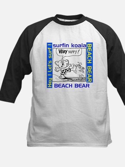 BeachBearz Kids Baseball Jersey
