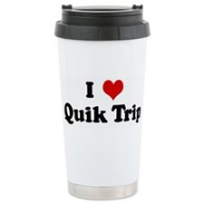 Unique I love Travel Mug