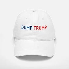 Dump Trump Baseball Baseball Cap