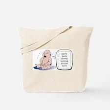 Whining Liberal Babies Tote Bag