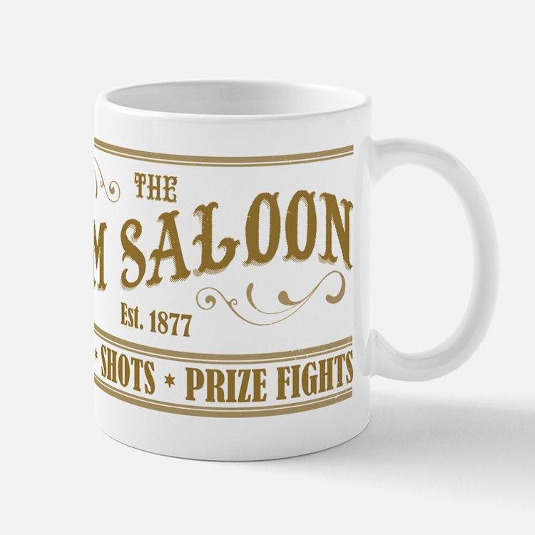 Deadwood The Gem Saloon Mugs