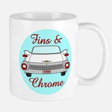 1959 Tailfins and Chrome Mugs