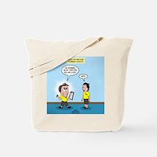 Popcorn Puppy Dog Eyes Tote Bag