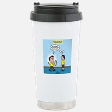 Popcorn Puppy Dog Eyes Travel Mug