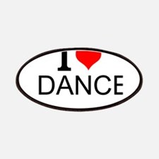 I Love Dance Patch