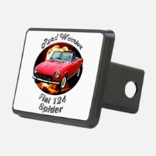 Fiat 124 Spider Hitch Cover