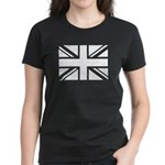 British Flag Women's Dark T-Shirt