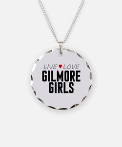 Live Love Gilmore Girls Necklace