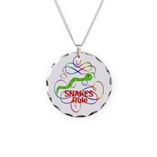 Snakes Rule Necklace