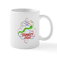 Snakes Rule Mug