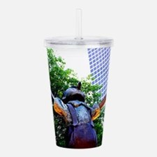 I cannot tell a lie! Acrylic Double-wall Tumbler