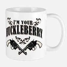 Deadwood Huckleberry Mug