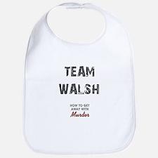 TEAM WALSH Bib