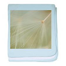 Soft Dandelion Baby Blanket