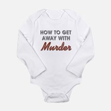 TEAM LAHEY Long Sleeve Infant Bodysuit