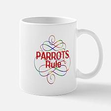 Parrots Rule Mug