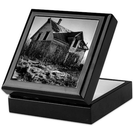 Little Crooked House Keepsake Box