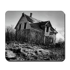 Little Crooked House Mousepad