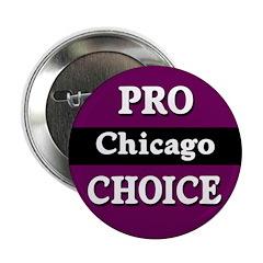 Chicago Pro-Choice Button