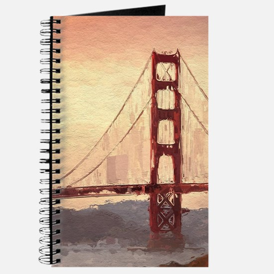 Golden Gate Bridge Inspiration Journal