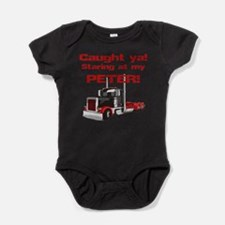 Cute Semi Baby Bodysuit