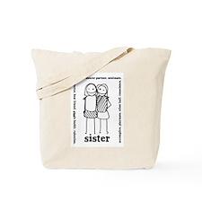Sisters (1) Tote Bag