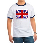 British Flag Ringer T