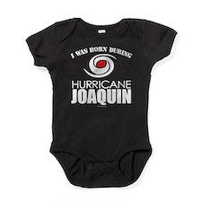 Born During Hurricane Joaquin Baby Bodysuit