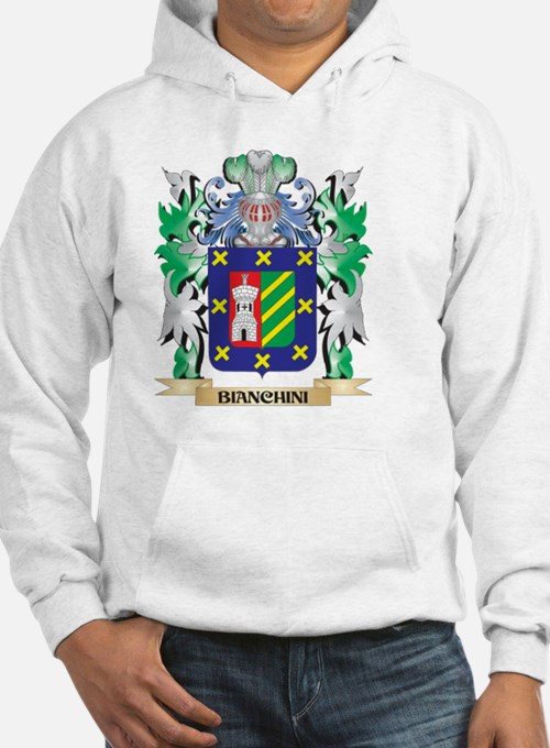 Bianchini Coat of Arms - Family Hoodie