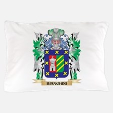 Bianchini Coat of Arms - Family Crest Pillow Case