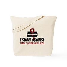 Female Circumcision Tote Bag